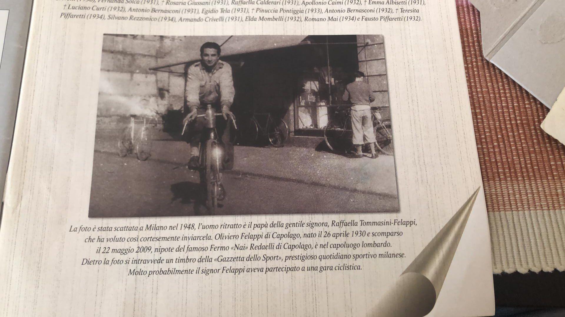 Le strade della Belvedere raccontate da una bici d'epoca: 1a parte